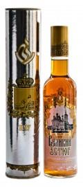 Туба и настойка горькая «Великий Устюг. Имбирная с перцем» (Бутылка декор) 0,5л